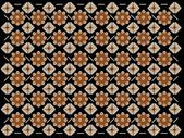 Batik indonesia 3 — 图库矢量图片