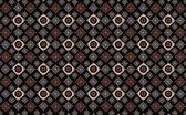 Batik indonesia 1 — 图库矢量图片