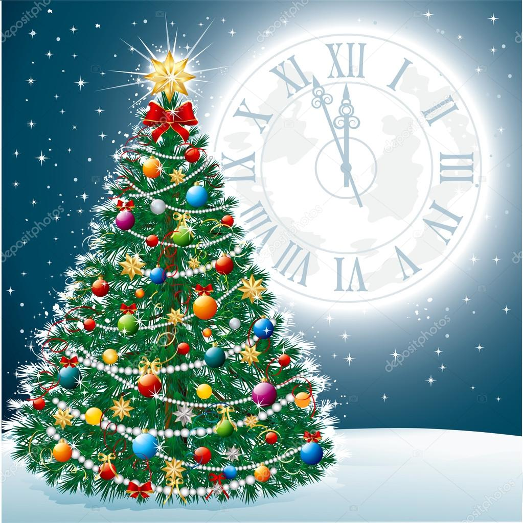 Красивая елка EPS 10 — Стоковое фото © ilansik #16221329: http://ru.depositphotos.com/16221329/stock-photo-beautiful-christmas-tree-eps-10.html