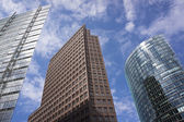 Berlin, Potsdamer Platz — Stock Photo