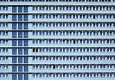 办公大楼的外观 — 图库照片