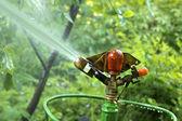Sprinkler System — Stock Photo
