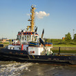 Stock Photo: Tugboat