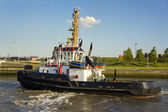 Tugboat — Stockfoto