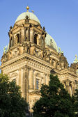 Kathedraal van Berlijn Duitsland — Stockfoto