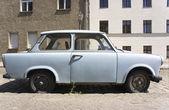 Old Trabant — Stock Photo