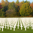 Ardennes American Cemetery — Stock Photo