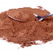 Royalty-Free Stock Photo: Cocoa powder