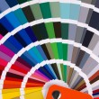 Royalty-Free Stock Photo: Color chart