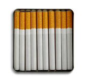 Cigarette case — Stockfoto