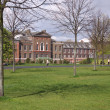 Kensington Palace, London - Stock Photo
