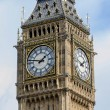 Big Ben Elizabeth Tower — Stock Photo #18653273
