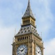 Big Ben Elizabeth Tower — Stock Photo #18653279
