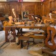 Violin workshop — Photo