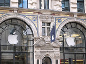 Apple Store London — Stock Photo