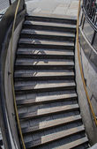 Underground steps — Stock Photo