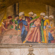 St. Mark's basilica mosaic in Venice — Stock Photo #24617395