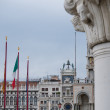 Stock Photo: View on Saint Mark's Square in Venice