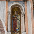 Stock Photo: Mosaic of Saint