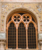 Oriental style facade at St. Mark's Basilica — Foto Stock