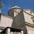 Church in Montepulciano, Italy — Stock Photo
