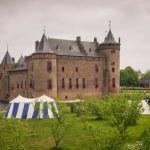 Постер, плакат: Muiderslot Castle in the Netherlands