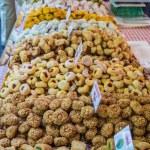 Italian sweets on display — Stock Photo #28947771