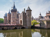 Castle De Haar, The Netherlands — Stock Photo