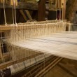 Stock Photo: Vintage loom