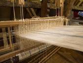 Vintage loom — Stock Photo