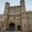 Battle Abbey at Hastings — Stock Photo