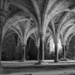 Arches at Battle Abbey at Hastings — Stock Photo
