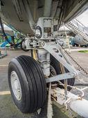 Шасси «джамбо» jet — Стоковое фото
