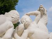 Mythological figures — Stock Photo