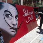 Street painting — Stock Photo #34876037
