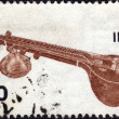 Postage stamp showing Indisitar — Stock Photo #40230211