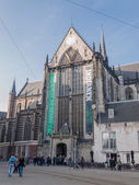 The 'New Church' in Amsterdam — Stock Photo