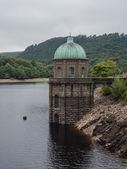 Elan Valley reservoir — Stock Photo