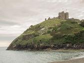 Criccieth Castle in North Wales — Stock Photo