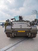 オランダの軍事タンク — ストック写真