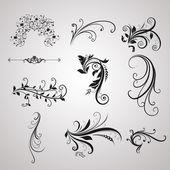Abstract pattern illustration — Stock Vector