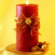 Candle - Foto Stock