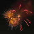 Beautiful fireworks — Stock Photo #24708995