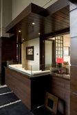 Hong Kong Style Modern interior — Stock Photo
