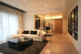 Luxury Modern interior — Stock Photo