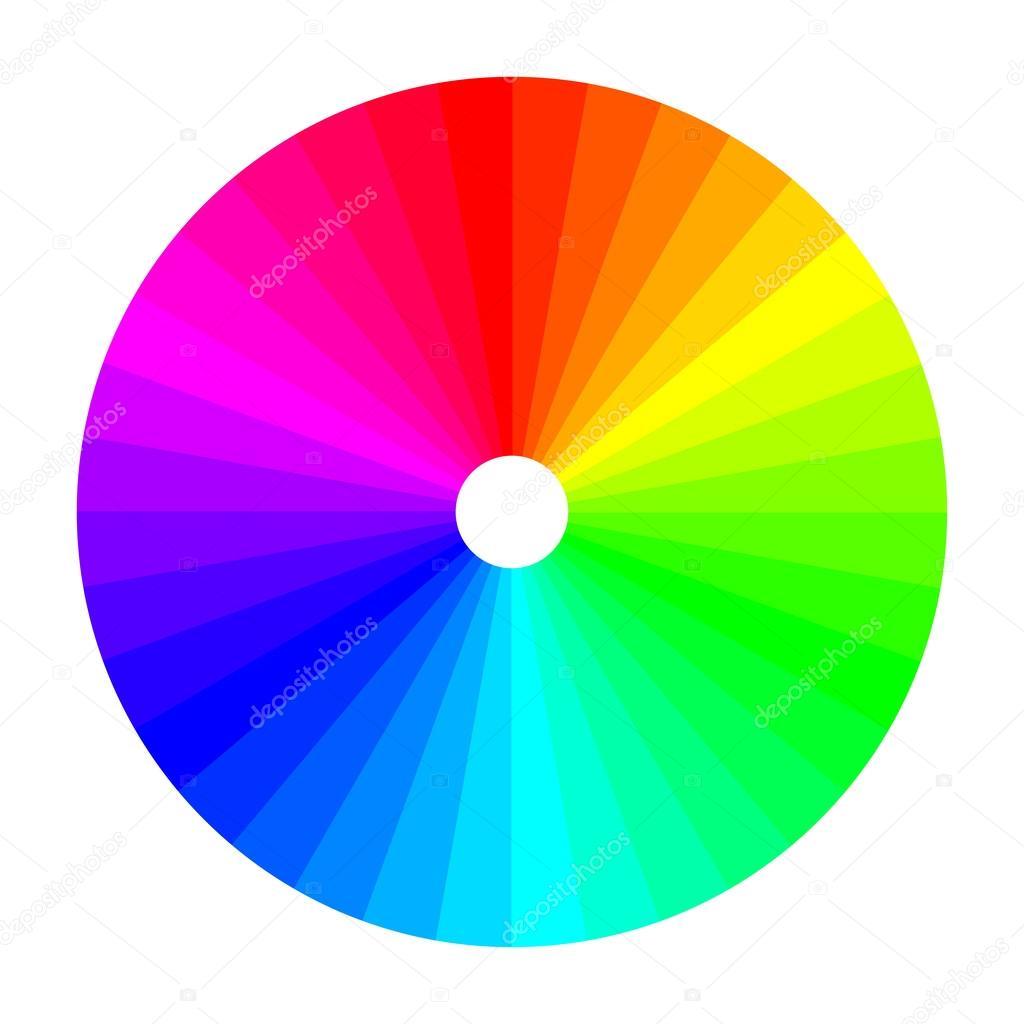 Фото спектр цветов