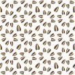 Seamless pattern with sunflower seeds — Stock Vector #50165501