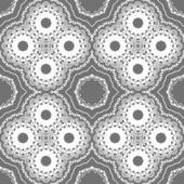 бесшовный декоративный геометрический образец, абстрактный фон — Cтоковый вектор