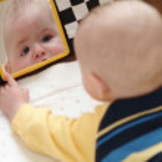 Baby Palying — Stock Photo #19640143