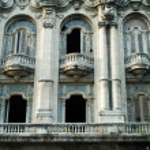 Royal Theater, Old Havana, Cuba — Stock Photo #21979575